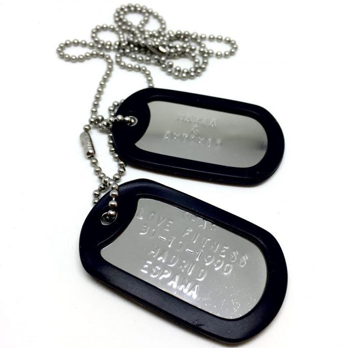 chapas militares